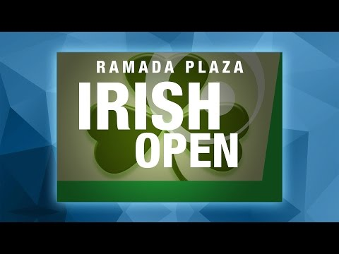 Ramada Plaza Irish Open Final 2015
