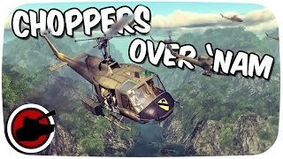 CHOPPERS OVER