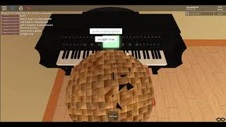 Roblox Havana (Virtual piano)