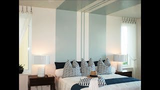 Top 40 Master Bedroom Color Ideas Tour 2018 | Cheap DIY Wall Painting Interior Design On a Budget
