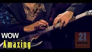 Download Mp3 Pedas | Dewa Gitar Dunia Bikin Gigit Jari - Steve Vai Best Solo Guitar
