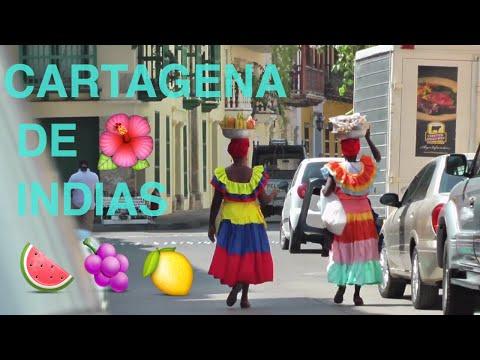 Cartagena de Indias Colombia - 5 places to visit #1 - Cartagena Travel Guide