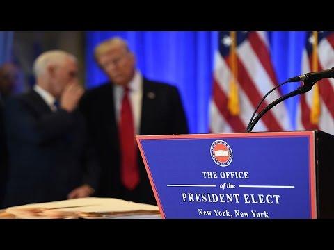 Will Trump Cave to Republican Pressure to be More Aggressive on Russia?