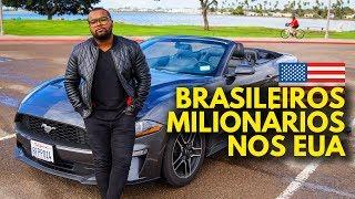 POR QUE OS BRASILEIROS FICAM MILIONÁRIOS NOS ESTADOS UNIDOS || TIAGO FONSECA