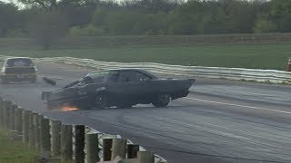 Wild Drag Racing Action From 2018