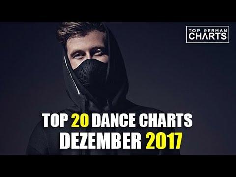 TOP 20 DANCE CHARTS - DEZEMBER 2017