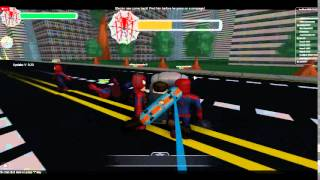 Roblox The AMAZING SPIDERMAN 2! Ep 9 ELECTRO BOSS