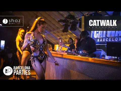 CatWalk Club Barcelona Nightlife - Best parties in the best club
