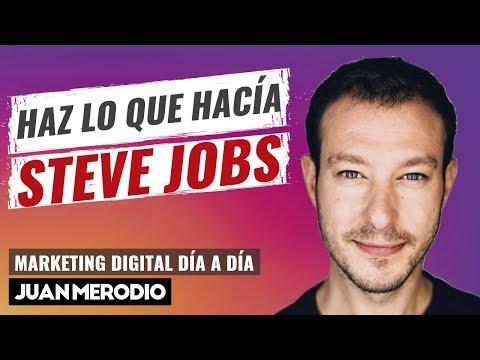 4 RECOMENDACIONES PARA ESCRIBIR EMAILS MÁS EFECTIVOS (de Steve Jobs)