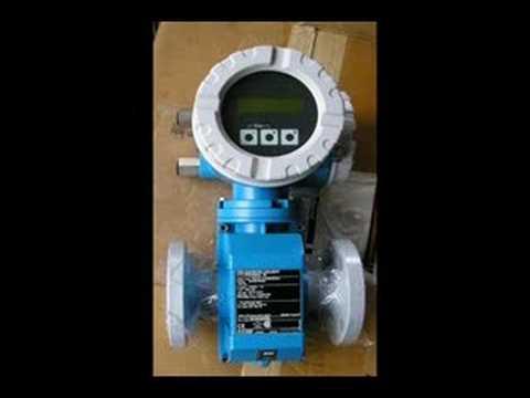 Endress + Hauser Promag 50 Flowmeter #8020