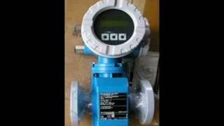 Promag 50 Flow Meter Manual