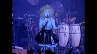 Cyndi Lauper All through the night