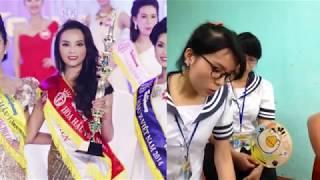 Hoa hậu Nguyễn Cao Kỳ Duyên Việt Nam 2014 cover Hoang mang cùng bạn học Mới nhất