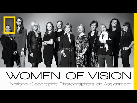 Women of Vision | Nat Geo Live