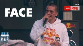 FACE - Live @ Лужники. Rhymes Show. Москва 03.08.2019