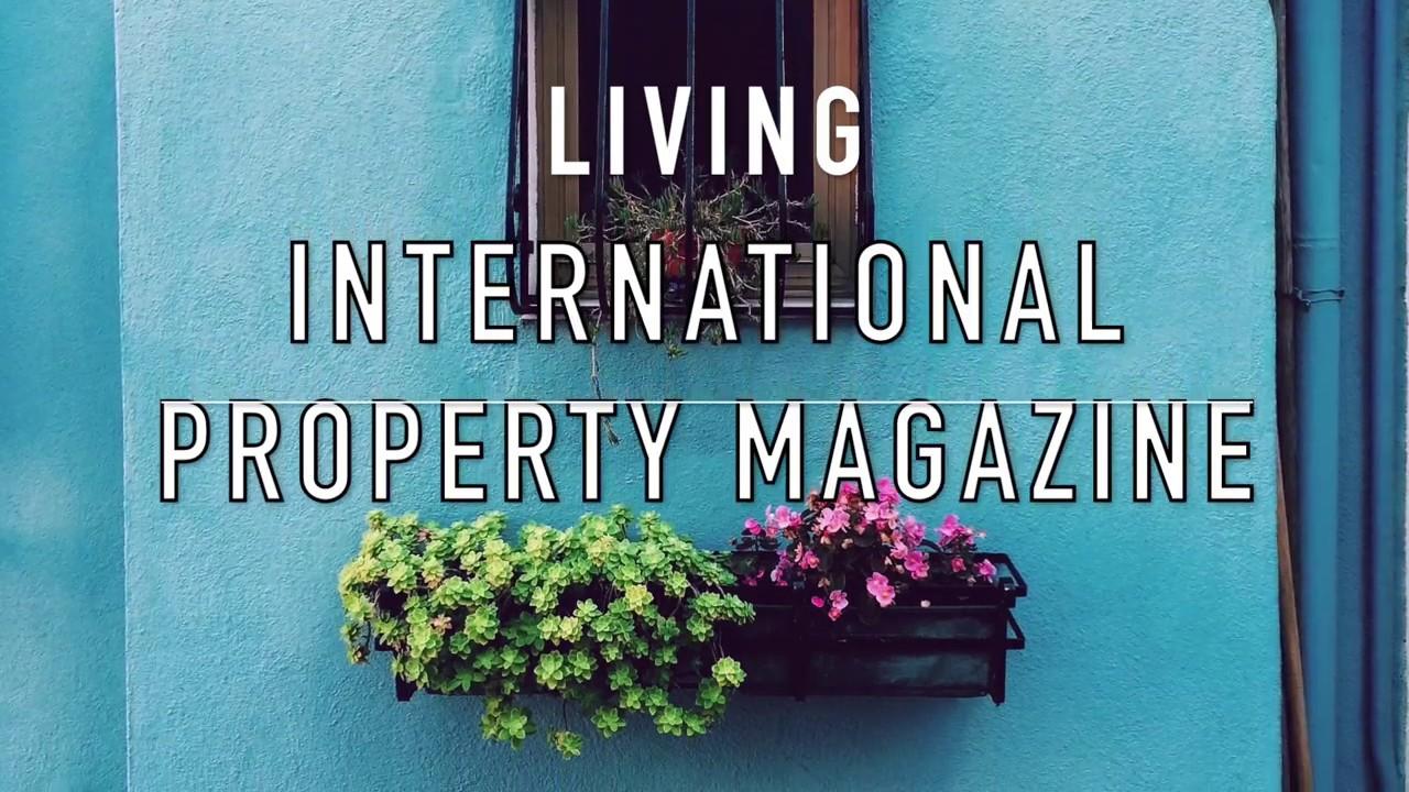 International property magazine - Living International Property Magazine Shrt A