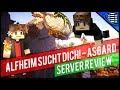 ALFHEIM SUCHT DICH! 📺 MINECRAFT RPG SERVER   RPG Roleplay Minecraft Server Vorstellung 1.8