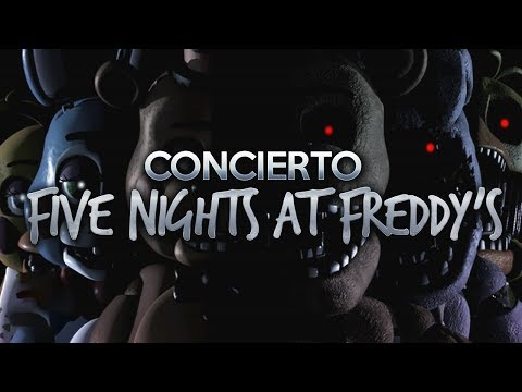 concierto-five-nights-at-freddy-s-songs-itowngameplay-12-07-17
