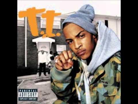 T.I.-Urban Legend (2004) Full Album