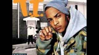 T.I.-Urban Legend (2004) Full Album