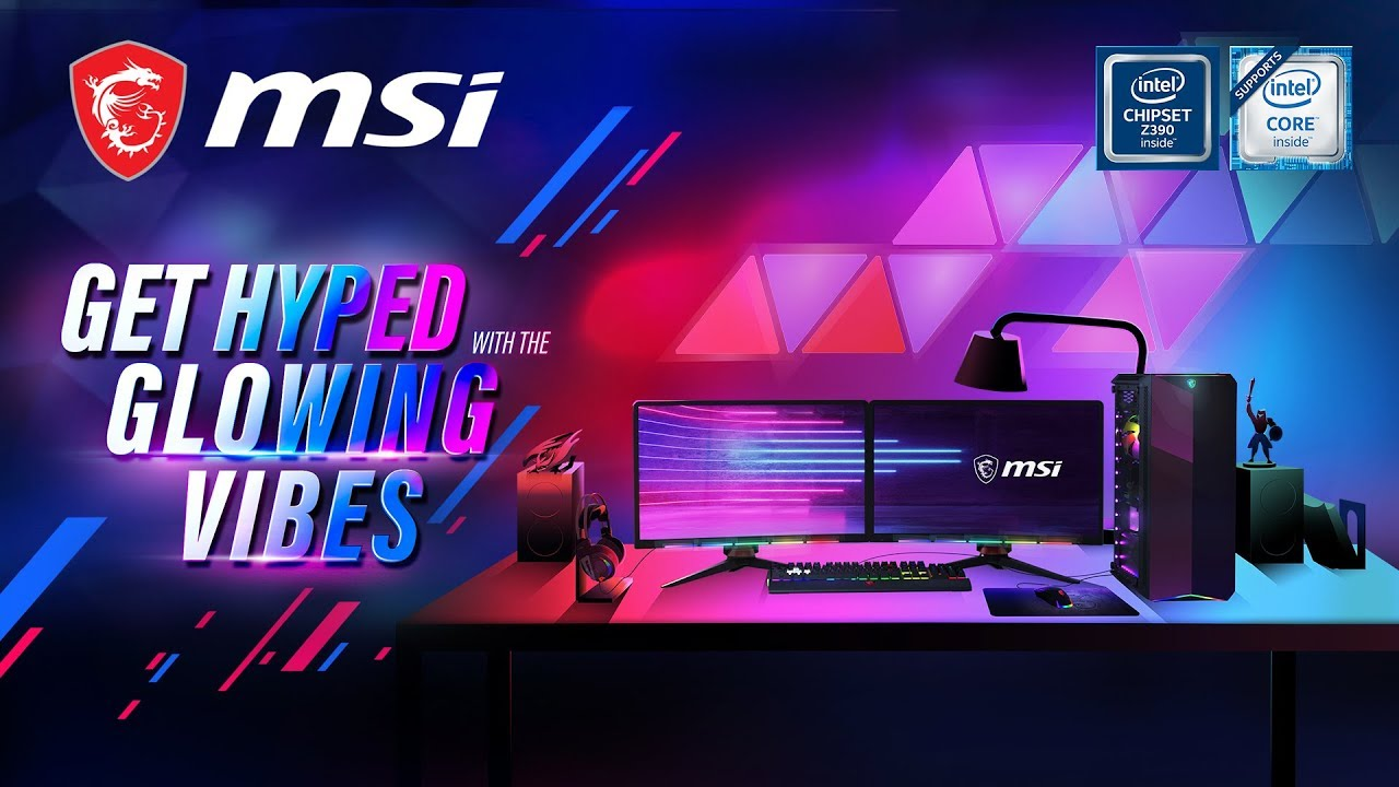Msi Mystic Light Only Red