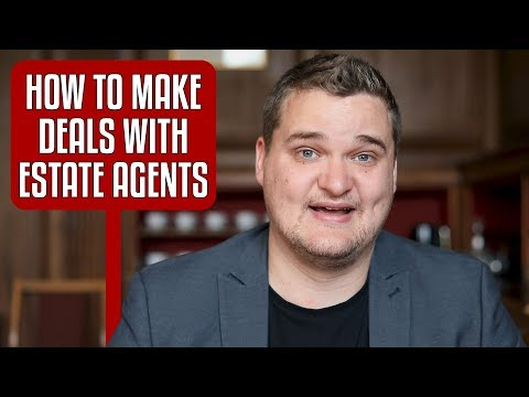 How To Get LOA's & R2R Deals From Estate Agents | Samuel Leeds