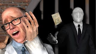 SLENDER MAN IS AFTER US! - Garry's Mod Gameplay - Gmod Stop it Slender Gamemode