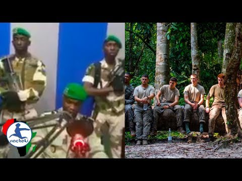 BREAKING: Coup Attempt in Gabon but US Troops Remain Focused on DR Congo