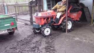 Купил трактор Kubota B10(, 2013-11-23T21:23:38.000Z)