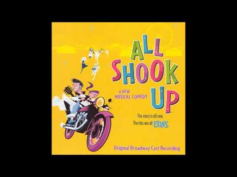 All Shook Up Broadway Act 1 Love Me Tender