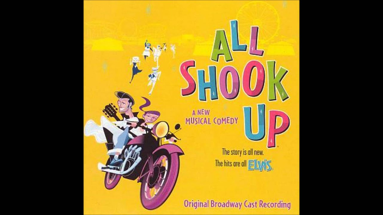 All Shook Up the Musical Lyrics