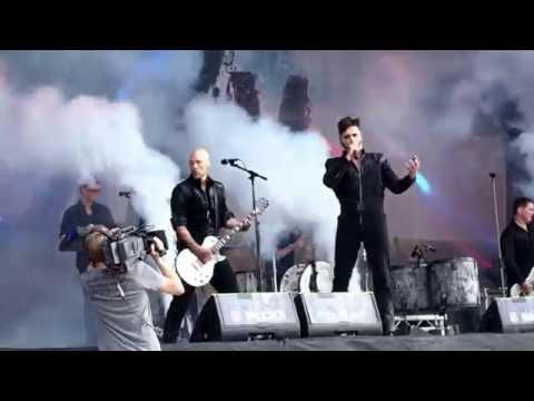 Oomph! - Gott ist ein popstar, M´era Luna Live (HD) mp3