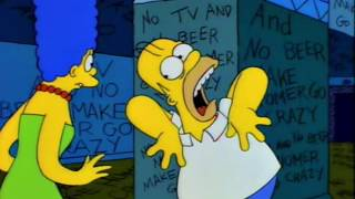 Go crazy? .... don't mind if I do! (The Simpsons)