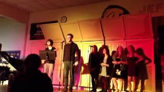 JTHS Broadway Cabaret 2012-Lion Sleeps Tonight