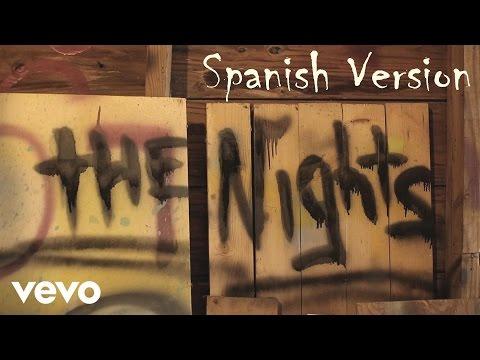 Avicii  The NightsSpanish