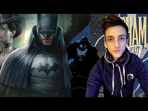 Batman: Gotham By Gaslight - Comics Live Chat!