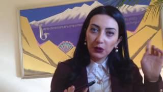 Արփինե Հովհաննիսյանը` ապօրինի հարստացումը քրեականացնելու մասին