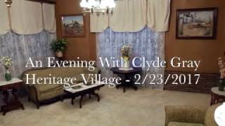 Evening With Clyde Gray