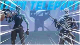 TELEPORT YOUR ITEMS TO FRIEND GLITCH (Fortnite Battle Royale)