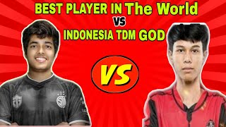 Download lagu Jonathan vs Geek Tomz | 1v1 Tdm Battle | Jonathan Lose This Fight | Best Player In Indonesia