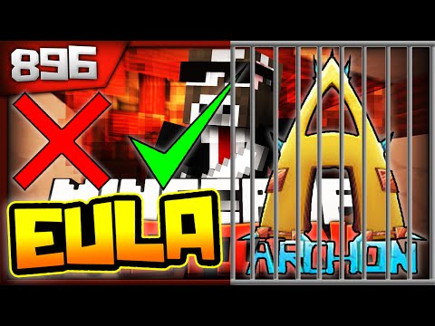 Minecraft FACTIONS Server Lets Play - IS *EULA* BLACKLIST GOOD?! - Ep. 896 ( Minecraft Faction )