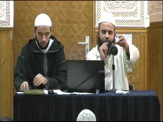 Ribaa (Rente) in de Islam - Said Amrani (Dawrah Moskee Badr dec 2011)
