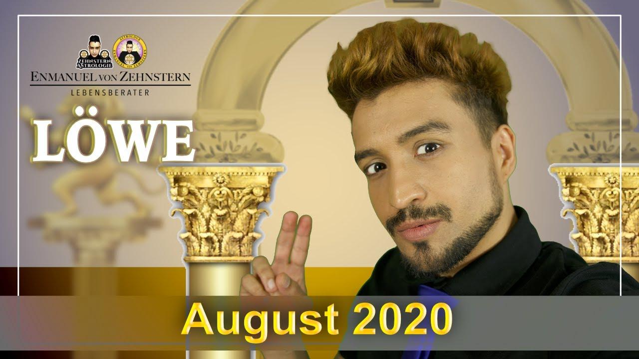 Allgemeine Monatshoroskop für August 2020
