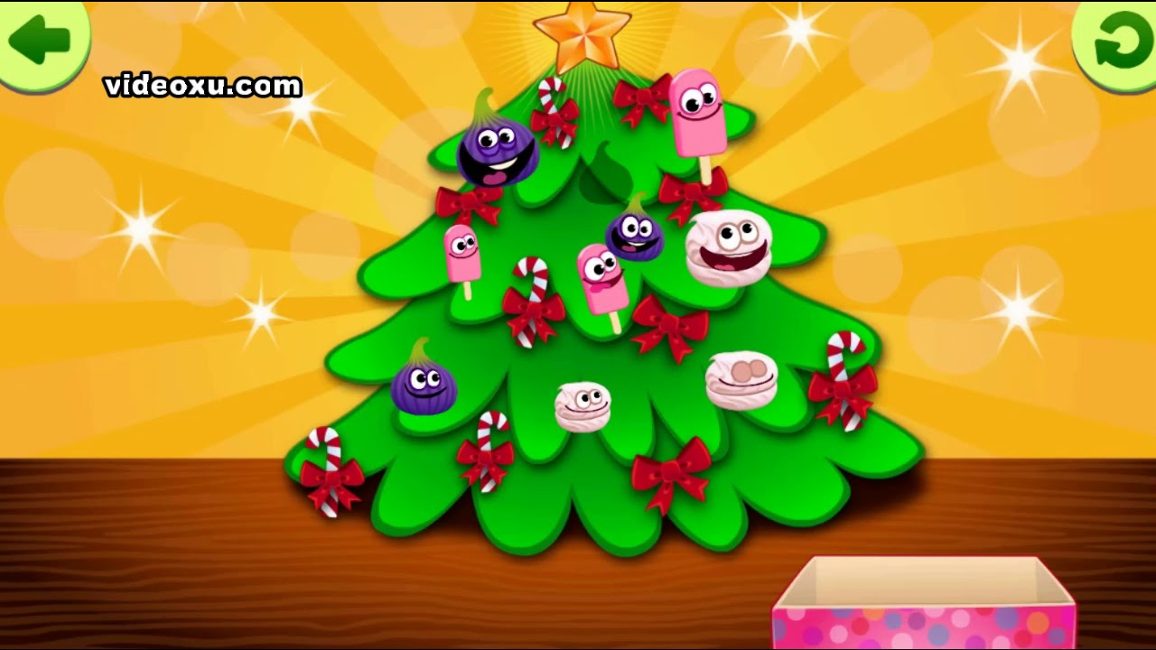 Funny Food Song | Christmas song | kid song, kid video - YouTube