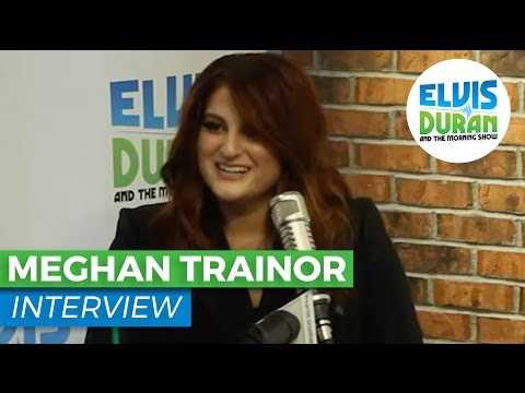 "Meghan Trainor Interview on ""NO"", Her New Album 'Thank You' and Body Image 