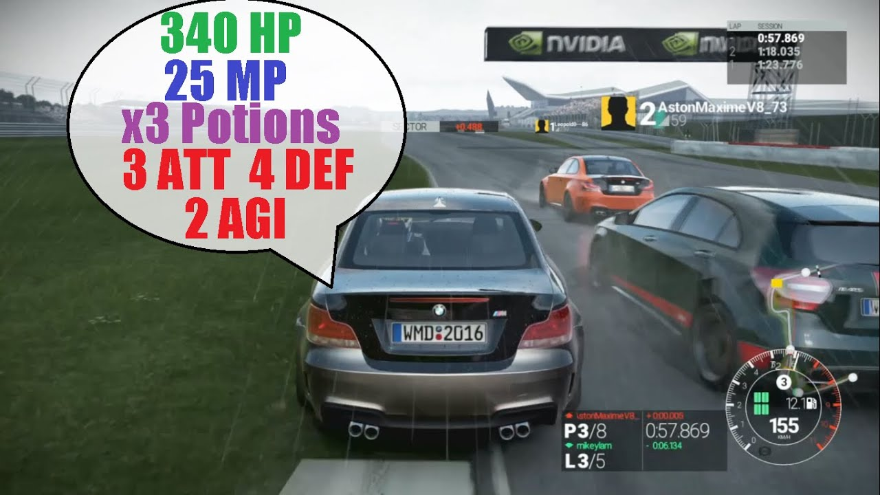 Project CARS Online - Classic Battle! - YouTube