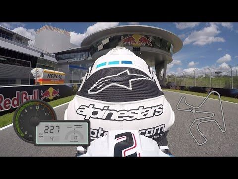 GoPro™ OnBoard lap of the Circuito de Jerez