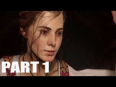A PLAGUE TALE INNOCENCE Walkthrough Campaign Gameplay Part 1 - INTRO (PS4 PRO)