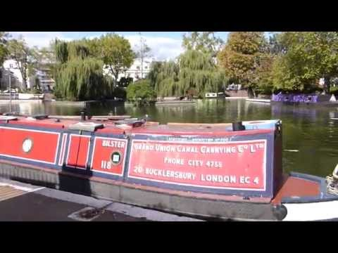 Camden to Little Venice - Regent's Canal - Weekend Walk 65
