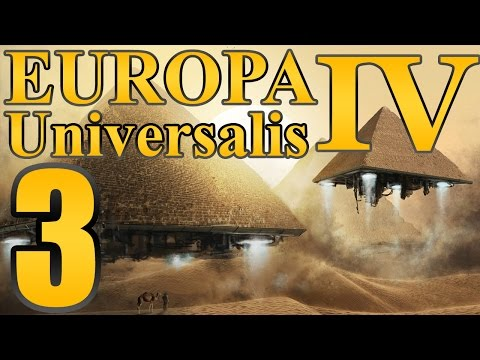 "Europa Universalis 4 Mamluks ""Arabia!"" EP:3 [Ironman]"